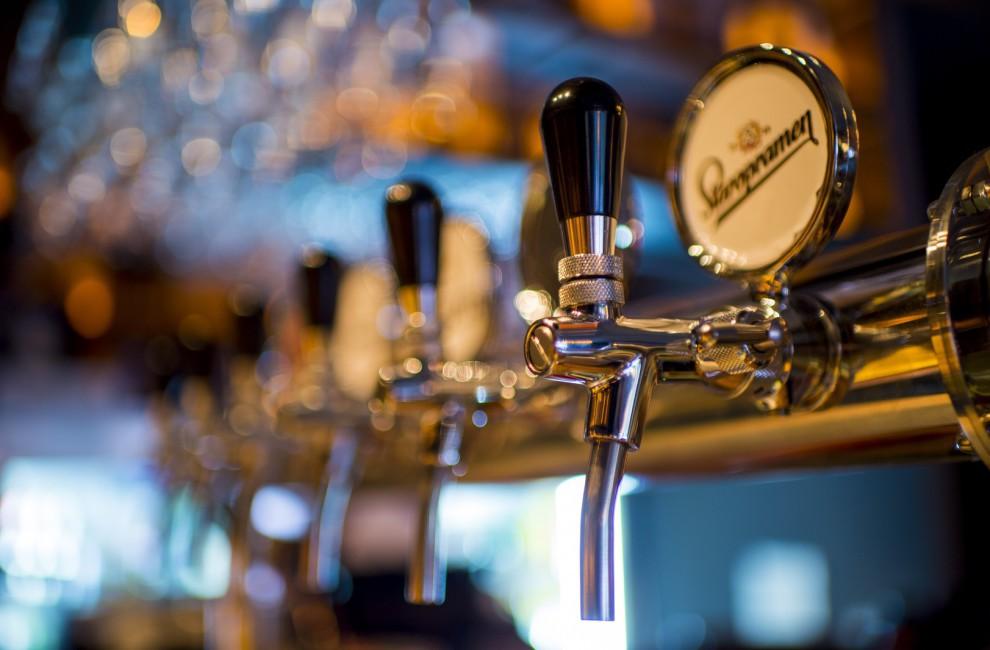 Rétro conception d'une tireuse a bière.